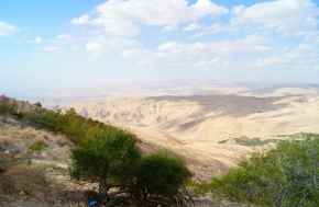The most beautiful places in Jordan - Mount Nebo